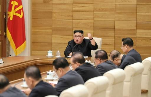 Pyongyang convoque une réunion du parti pour cause de situation