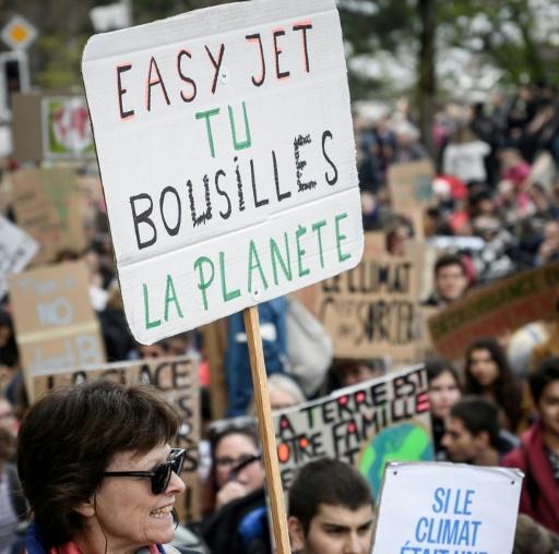 Entre dilemme moral et tentation des antipodes, le mouvement anti-avion tente de décoller