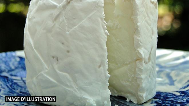 Si vous avez acheté ce fromage de chèvre, ne le consommez pas: il pourrait contenir une bactérie