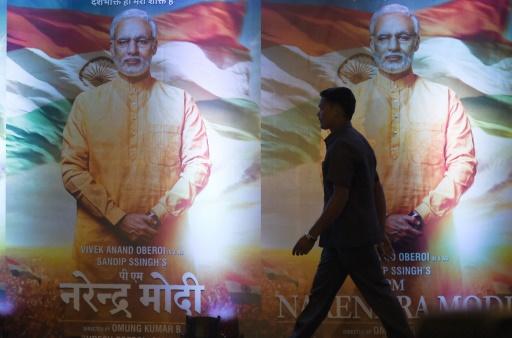Élections en Inde: interdiction de sortie d'un film sur Modi