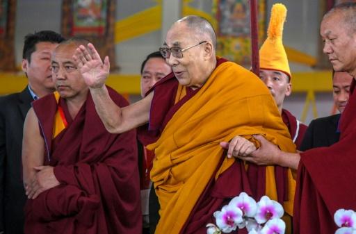 Hospitalisé à New Delhi, le dalaï lama devrait sortir