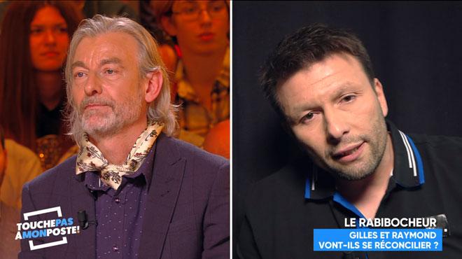 Gros CLASH en coulisses entre Gilles Verdez et Raymond: ils ne sont pas près de se réconcilier