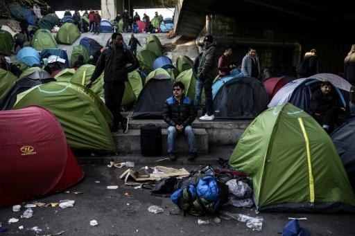 Paris va ouvrir un accueil de jour pour les migrants