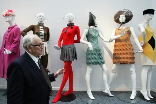 Grande rétrospective Pierre Cardin au Brooklyn Museum de New York
