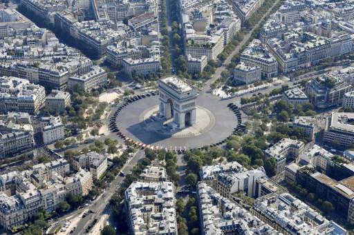 JO de 2024: les Champs-Élysées bientôt relookés ?