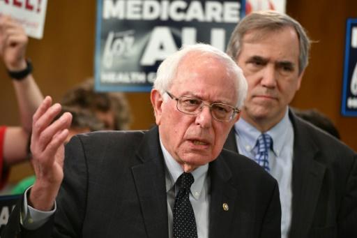 Bernie Sanders relance son projet d'un système de santé universel