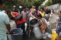 Crise au Venezuela - Accord avec la Croix-Rouge pour une distribution d'aide humanitaire