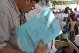 Elections législatives en Inde - Coup d'envoi des élections législatives géantes en Inde