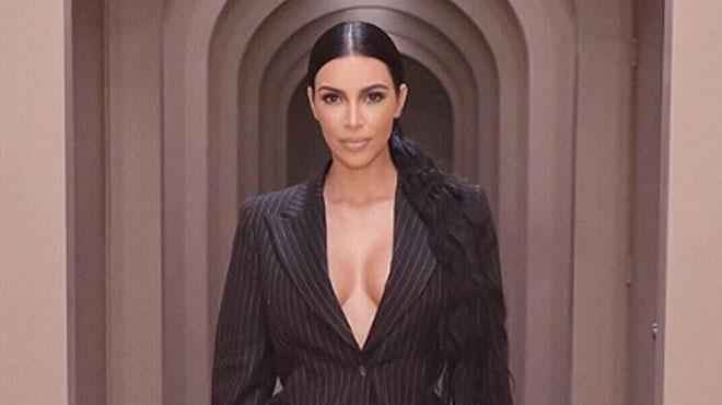Kim Kardashian veut devenir avocate: elle est actuellement en stage dans un cabinet californien