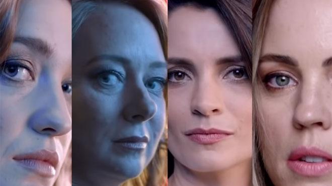 Les femmes arrivent en force dans les fictions télé du monde entier (vidéos)