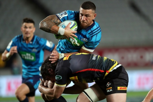 All Blacks: Sonny Bill Williams opéré, coup dur en vue du Mondial