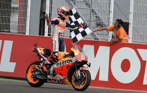 Moto: Marquez vise la passe de sept au GP des Amériques