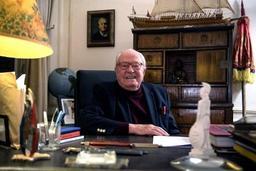 France: Jean-Marie Le Pen condamné à 1.500 euros d'amende pour détention d'armes