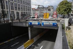 Les tunnels bruxellois seront passés au crible tous les 6 ans
