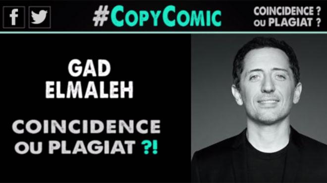 Facebook forcé de dévoiler l'identité de CopyComic à Gad Elmaleh: