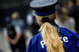 Une policière sur quatre harcelée par ses collègues: