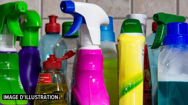 Les produits ménagers industriels trop toxiques — Pollution