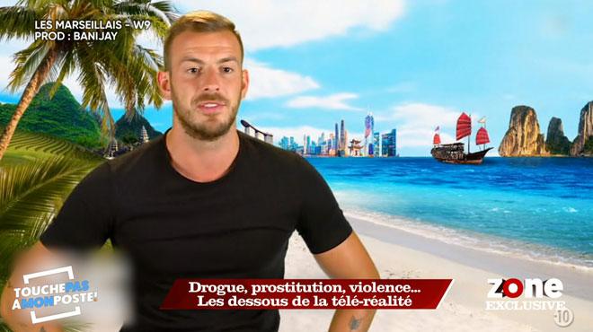 Julien Bert (Les Marseillais) accusé de trafic de drogue de grande envergure