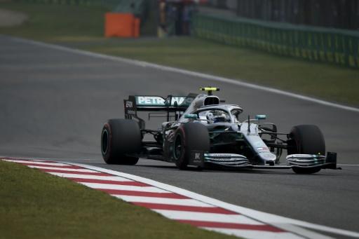 GP de Chine de F1: Bottas affirme ses ambitions