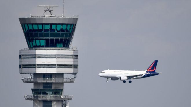 Tensions sociales chez Skeyes: l'espace aérien sera à nouveau fermé quelques heures la nuit prochaine