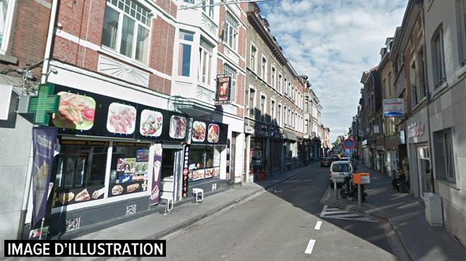 Liège: un suspect profère des menaces terroristes lors de son arrestation