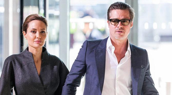 Angelina Jolie veut reconquérir Brad Pitt pour reformer une famille, selon The Sun