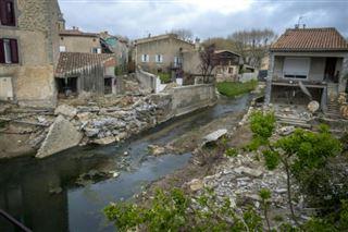 Six mois après les inondations, la difficile reconstruction de l'Aude