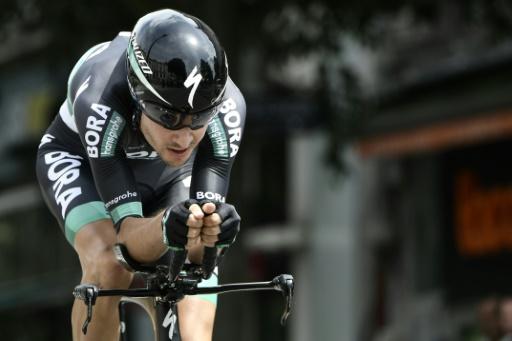 Tour du Pays basque: coup double pour Buchmann, étape reine et maillot jaune