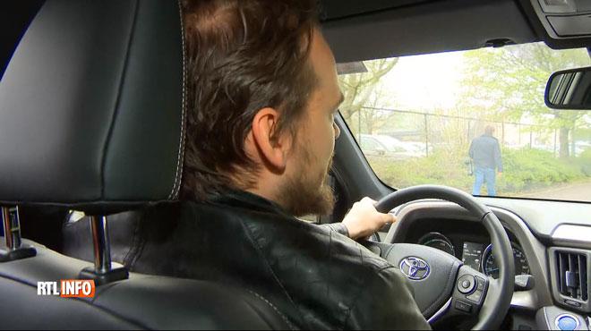 Des voitures INTERCONNECTEES testées en Flandre pour réduire les accidents