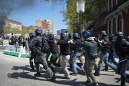 Gilets jaunes: Toulouse sous tension samedi