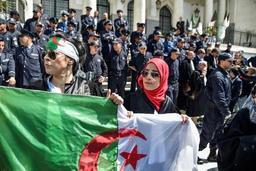 Algérie: des magistrats refusent de superviser la présidentielle