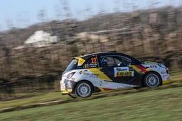 BRC - Championnat de Belgique des rallyes - Kris Princen gagne le TAC Rallye à Tielt et prend la tête du championnat