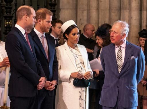 Le fisc américain à l'affût du bébé royal d'Harry et Meghan
