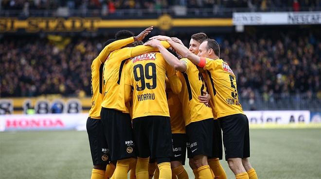 Suisse: les Young Boys de Berne sont champions pour la 13e fois