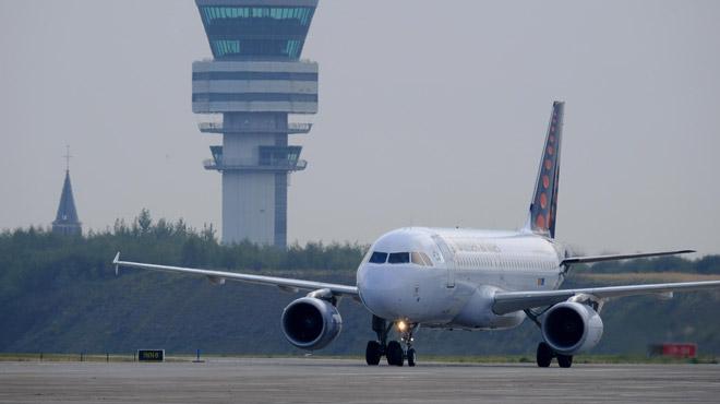 Grèves en Espagne: 8 vols annulés chez Brussels Airlines lundi