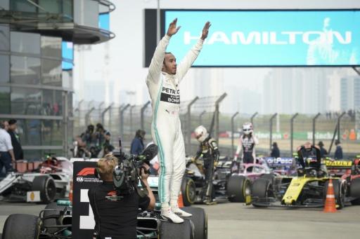 GP de F1 de Chine: les résultats de Mercedes