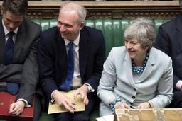 Le gouvernement britannique continuera à discuter avec l'opposition la semaine prochaine