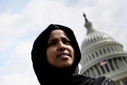 La Maison Blanche défend Trump accusé d'incitation à la violence contre une élue musulmane