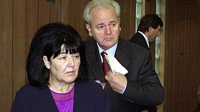 Mira Markovic, veuve de Slobodan Milosevic, s'est éteinte dans un hôpital de Moscou