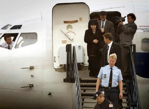 La veuve de Milosevic, Mira Markovic, est morte