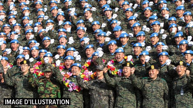 Être soldat et gay en Corée du Sud: un délit sévèrement puni par la loi militaire