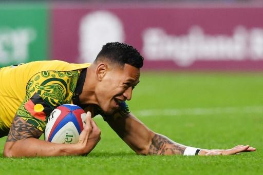 Rugby: l'Australien Folau a 48 heures pour contester la résiliation de son contrat