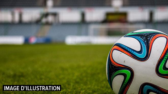 Un Tournaisien de 30 ans décède soudainement en plein match de foot: