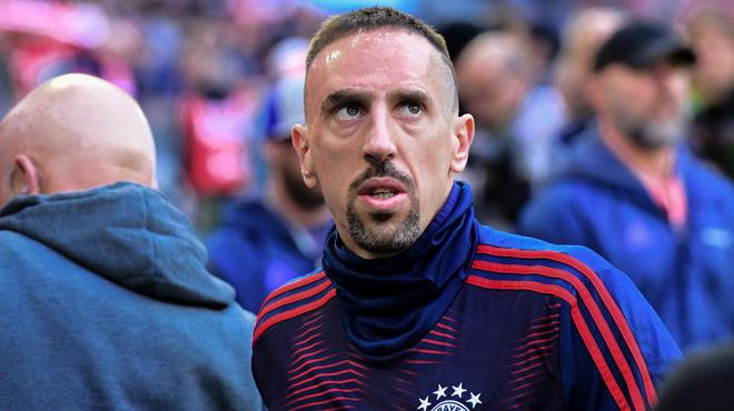 Une bombe venue d'Allemagne: Ribéry pourrait finir sa carrière au Qatar