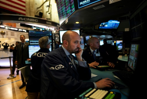 Wall Street perd du terrain après les résultats de Goldman et Citi