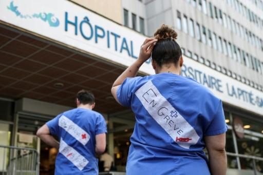 Hôpitaux de Paris: grève illimitée dans plusieurs services d'urgence