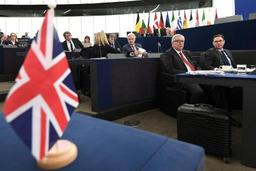 Les eurodéputés actuels pourraient ratifier l'accord du Brexit jusqu'au 1er juillet maximum