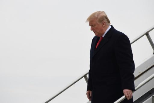 Une version expurgée du rapport Mueller révélée jeudi
