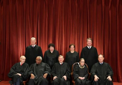 La Cour suprême des Etats-Unis reste polie malgré un débat salé