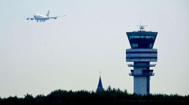 De (légers) retards à l'aéroport de Bruxelles suite à une interruption du trafic aérien